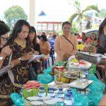 Truusje Kaunang Wakili Wali Kota Buka Lomba Cipta Menu Antar Unit Dharma Wanita Persatuan