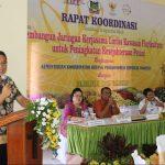Rakor Pengembangan Komoditas Florikultura, Tingkatkan Kesejahteraan Petani