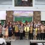 Wali Kota Eman, Hadiri Ibadah Pengucapan Syukur Kota Tomohon di GMIM Maranatha Paslaten