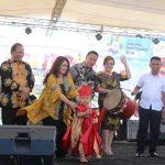 Wali Kota Jimmy Eman, Tutup Rangkaian Kegiatan TIFF 2018
