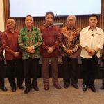 """Wali Kota Tomohon Hadiri Forum Diskusi Terpimpin Pelaksanaan Platform Kebudayaan """"Indonesiana"""" Tahun 2019"""