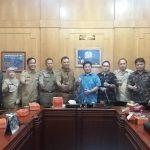 Komisi I DPRD Kota Tomohon Kunker Ke Kota Palembang