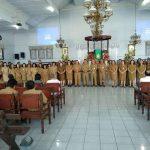 Sambut HUT RI Ke-73 Pemkab Gelar Ibadah Oikumene