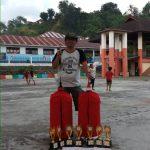 Petarung BC Bitung Borong Piala Latber BnR di Perkamil