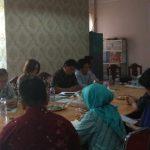 Pansus Perda Rencana Tata Ruang 2013-2033, Rapat Pembahasan Dengan PD Terkait