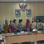 Ladys Turang Pimpin Komisi III DPRD Tomohon Kunker Ke DPRD Kota Semarang