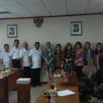 Komisi III DPRD Kota Tomohon Kunker Ke Jakarta Barat