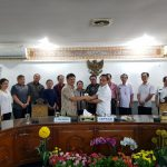 Terkait DBH, Komisi II DPRD Kota Tomohon Kunker Ke Pemkab Serang, Banten