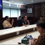 Komisi II DPRD Tomohon Konsultasi Ke Kementerian PU-PR RI