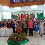 Wali Kota Eman, Hadiri Ibadah Syukur HUT Ke-29 Jemaat GMIM Riedel Wawalintouan
