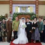 Wali Kota Tomohon Jimmy Eman Jadi Pencatat Perkawinan Pengky dan Ladys