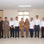SAS Lantik Direksi, Banwas PD Pasar dan Banwas PDAM Kota Tomohon