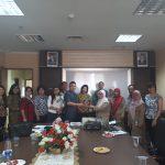 Komisis III DPRD Kota Tomohon Kunker Ke Kota Depok