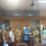 Komisi I DPRD Tomohon, Kunker Ke Pemkot Makasar