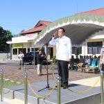 Walikota JFE Irup Apel Gelar Pasukan Operasi Mantap Brata Samsat 2018