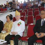 Sekkot Lolowang Wakili Walikota Eman, Hadiri Paripurna Istiwewa DPRD HUT Ke-28 Kota Bitung