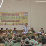 JFE Kembali Buka Dialog Pemerintah Bersama ToMas, ToGa, Perangkat Dan Linmas Kota Tomohon