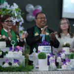 Wawali SAS Hadiri Ibadah Syukur HUT Ke-7 Jemaat GMIM Gloria Taratara