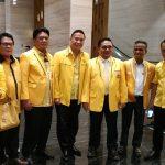 Wali Kota Tomohon JFE Hadiri Puncak Peringatan HUT Partai Golkar Ke-54