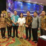 DPRD Kota Tomohon Hadiri Lokakarya Peminatan 'Program Hibah Air Minum Perkotaan' Tahun 2019