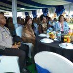 Bupati Minut VAP Buka Festival Budaya dan Pameran Pembangunan