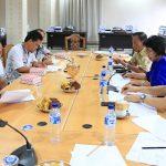 DPRD Tomohon Gelar Rapat Bapemperda Dengan Perangkat Daerah Terkait