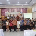 Pemkot Tomohon Gelar Peningkatan Kapasitas Tim Pembina Kota Sehat