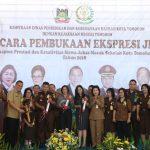 Walikota Jimmy Eman Buka Kegiatan EKSPRESI JMS