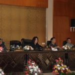 DPRD Tomohon Gelar Rapat Paripurna, Pemandangan Umum Fraksi-fraksi Terhadap Ranperda APBD 2019
