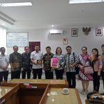 Komisi II DPRD Kota Tomohon Kunjungi Kota Bogor Jawa Barat