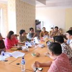 Bapemperda DPRD Kota Tomohon, Rapat Pembahasan Bersama Kanwil Kemenkumham Sulut