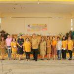 Walikota JFE, Dialog Bersama 440 Kader Kesehatan Se-Kota Tomohon