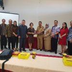 Banggar DPRD Tomohon, Kunker Ke RSUD Kota Makassar