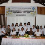 Walikota Hadiri Pengembangan Data Dan Informasi PAUD Kota Tomohon Tahun 2018