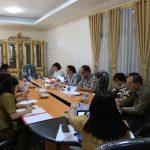 DPRD Tomohon Rapat Pansus Ranperda Perlindungan Anak
