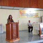 Maria Pijoh Sosialisasikan Perda Pengendalian Dan Penanggulangan Rabies di Kamasi