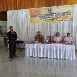 Setwan DPRD Tomohon Sosialisasi Perda Tibum Di Kelurahan Kolongan
