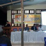 Sekretariat DPRD Tomohon Sosialisasikan Perda Keteriban Umum