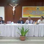 Sekretariat DPRD Kota Tomohon Sosialisasikan Perda Kota Tomohon Nomor 1/2017 DI Kolongan Satu