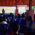 Ladys Turang Sosialisasikan Perda Kota Tomohon No 11/2016 Tentang Kawasan Tanpa Rokok