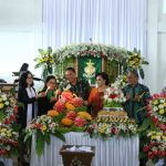 Walikota Dan Wawali Hadiri HUT Ke-140 Jemaat GMIM Bukit Zaitun Kumelembuai Wilayah Tomohon I