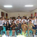 Karwur Wakili Walikota Buka Penyuluhan Hukum Terpadu 'SITAHU'