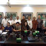 Terkait Standart Verifikasi dan Legalitas Kayu, Komisi III DPRD Tomohon Konsultasi Ke KLHK-RI