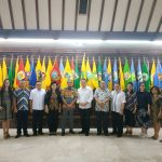 Walikota Eman Dan TAPD, Kunker Ke BPKAD Provinsi Jateng