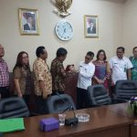 Komisi II DPRD Tomohon Kunker Ke Bappeda Kabupaten Tangerang