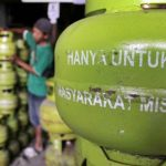 Amburadul, Penyaluran LPG Tiga Kilogram di Minut