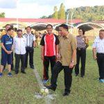 JFE Buka Kejuaraan Sepak Bola Walikota Cup Tahun 2018