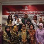 Wawali SAS Hadiri Forum Penguatan Komitmen Pemimpin Perempuan Kepala Daerah/Wakil Kepala Daerah