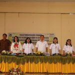 Walikota Tomohon Hadiri Dialog Bersama Pemerintah Kota Tomohon dengan Kader KB Se Kota Tomohon
