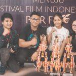 '34 Menit' Film Karya Sineas Tomohon Rafael Turang, Raih The Best Short Film Di Ajang Festival Film Pendek PARFI 56 Sulut